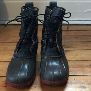 L.L. Bean Bison Bean Boots size 6
